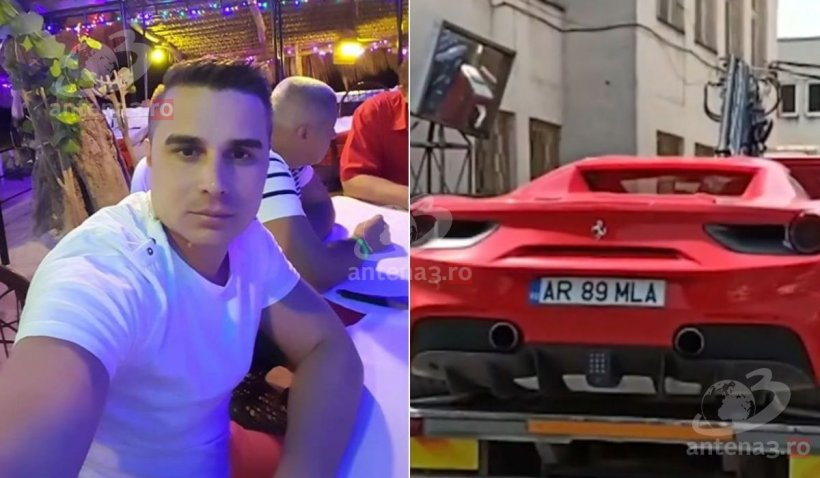El este Cosmin Mladin, presupusul şef al traficanţilor de ţigări din Arad, dispărut înainte de percheziţii