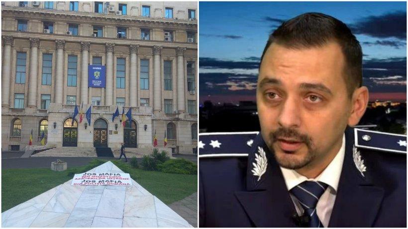 """Un fost poliţist face dezvăluiri grave despre sistemul de corupţie din Poliţie: """"Eșecurile Poliției Române vin pe bandă rulantă!"""""""