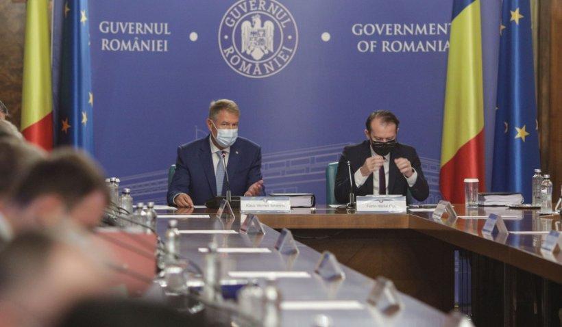 """Klaus Iohannis, la ședința de Guvern: 3,6 miliarde de euro alocate programului ''România Educată"""""""