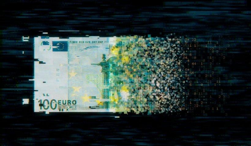 """Moneda euro ar putea fi lansată în format digital, conform Băncii Centrale Europene. """"Intrăm în era banilor digitali"""""""