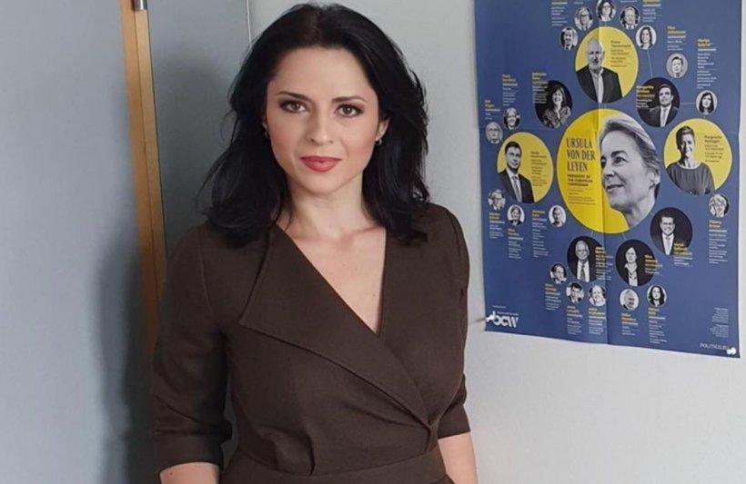 """Europarlamentarul USR-PLUS Ramona Strugariu, postare controversată pe Facebook: """"E cam singura masă a zilei"""""""
