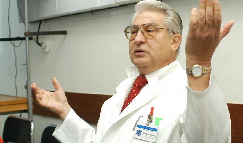"""Prof. Vlad Ciurea: """"Medicii care se opun vaccinării ar trebui să rămână fără dreptul de liberă practică"""""""