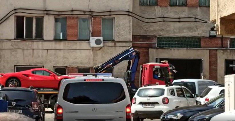 622 de autoturisme și camioane, precum și 50 de imobile, sechestrate în urma perchezițiilor la traficanţii de ţigări