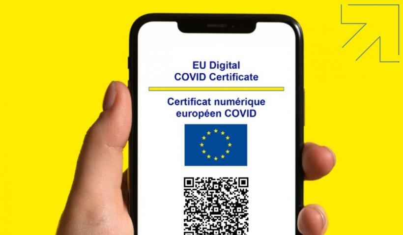 În România au fost emise peste un milion de certificate digitale COVID-19, anunță Andrei Baciu