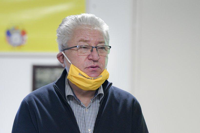 Ion Rădoi, șeful sindicatului Metrorex, plasat sub control judiciar pentru 60 de zile