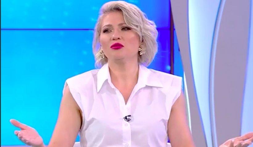 """Mirela Vaida, amenințată în direct de fratele lui Ioniță de la Clejani: """"Dacă aș putea să arunc o găleată de apă opărită…"""""""