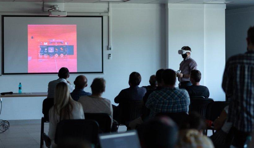 Pas uriaș în digitalizare pentru Universitatea Babes-Bolyai din Cluj: Cursuri cu obiecte 3D și realitate virtuală, din toamnă