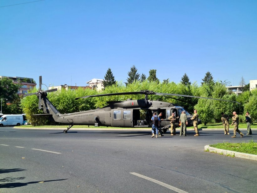 Pilotul Octavian Pița, detalii inedite despre ce se întâmplă într-un elicopter într-o situație de criză