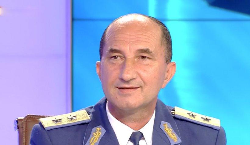 """Șeful Forțelor Aeriene, despre elicopterul de la Aviatorilor: """"A fost evitată o tragedie datorită pilotului"""""""