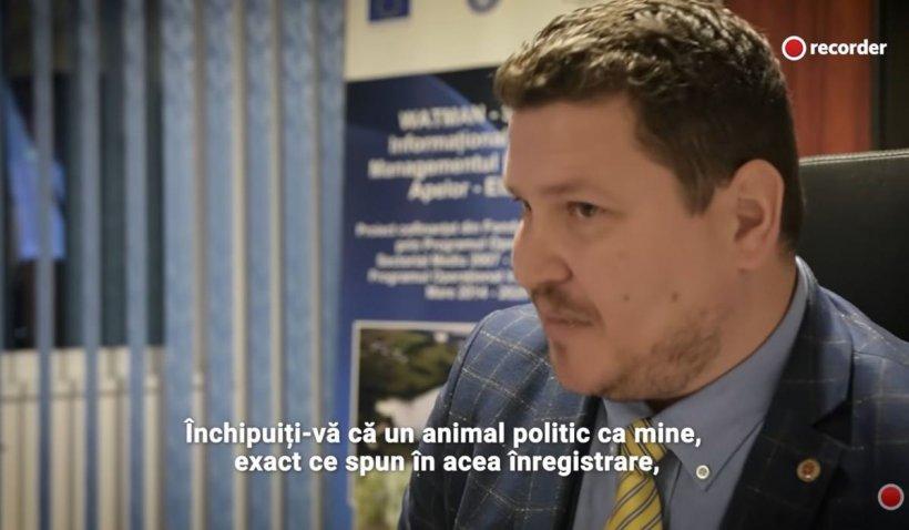 """""""Animalul politic"""" de la Apele Române, noi acuzații în dosarul deschis de DNA pe numele său"""