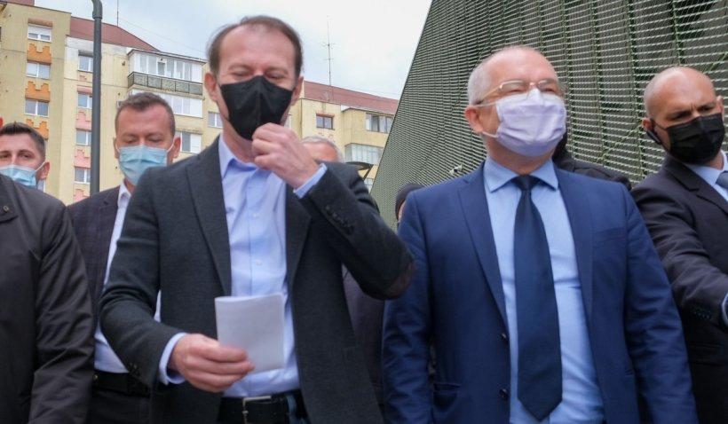 Emil Boc l-a comparat pe Florin Cîţu cu Angela Merkel și cu Margaret Thatcher