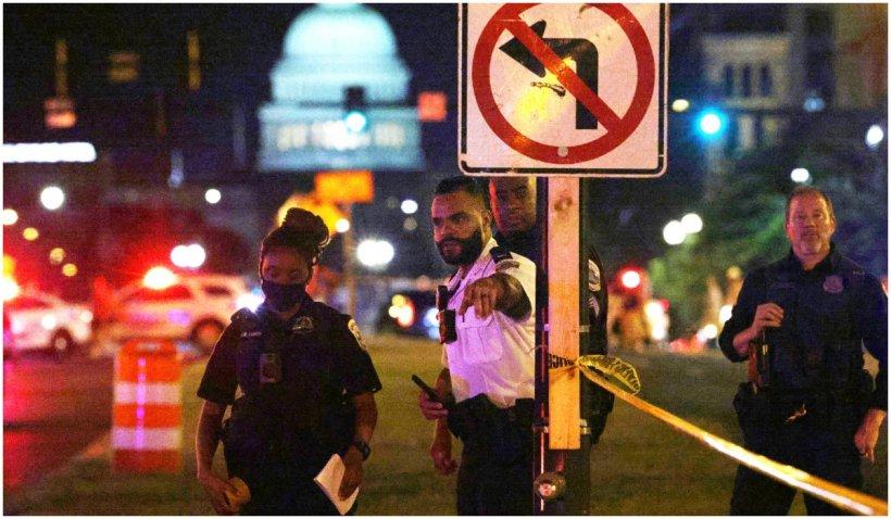 Panică în apropierea unui stadion din Washington: Trei persoane au fost împușcate