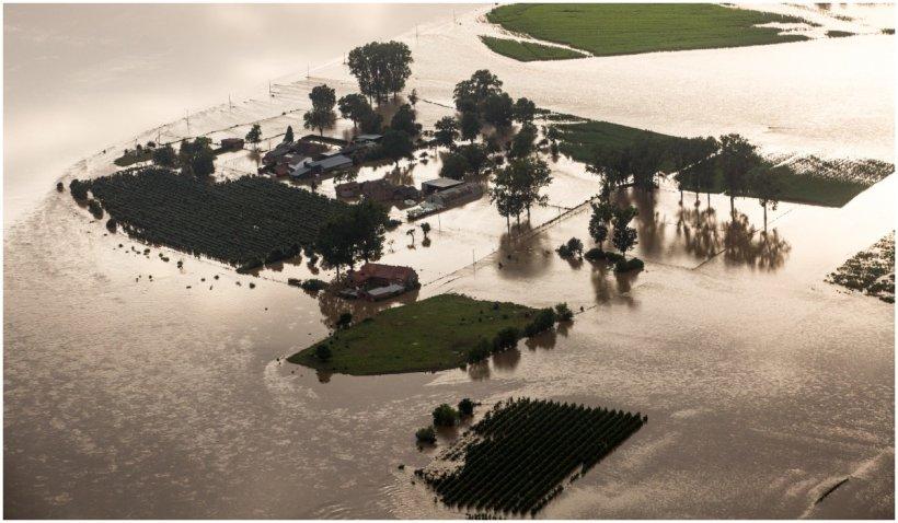 Bilanțul victimelor ucise în inundațiile din Vestul Europei se apropie de 200