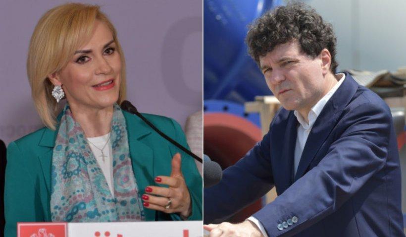 """Gabriela Firea, critici la adresa lui Nicușor Dan, pe tema transportului public: """"Să înceteze cu minciunile și propaganda ieftină"""""""