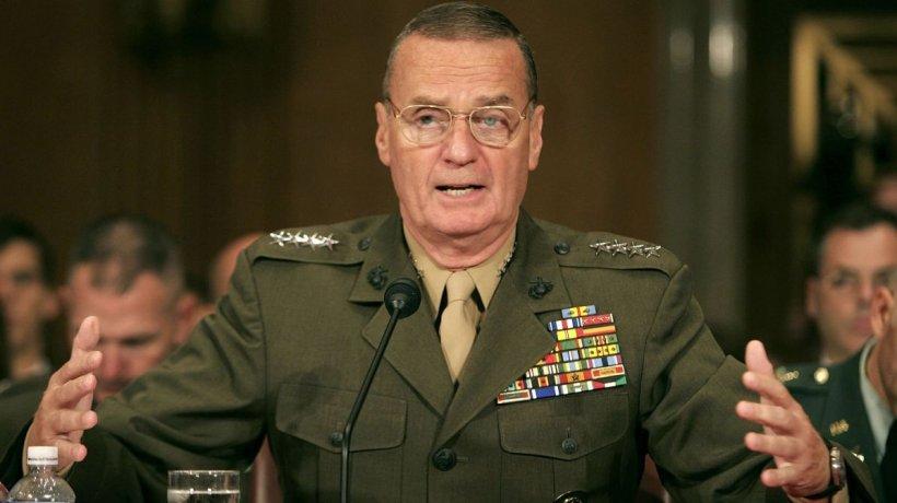 Interviu cu generalul James Jones, fost consilier al lui Barack Obama pe securitate şi fost comandant suprem al NATO
