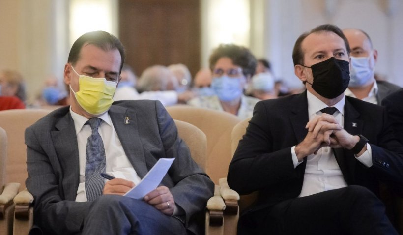 România, îngropată în datorii de guvernele Orban și Cîțu: 44 miliarde de euro împrumutați într-un an