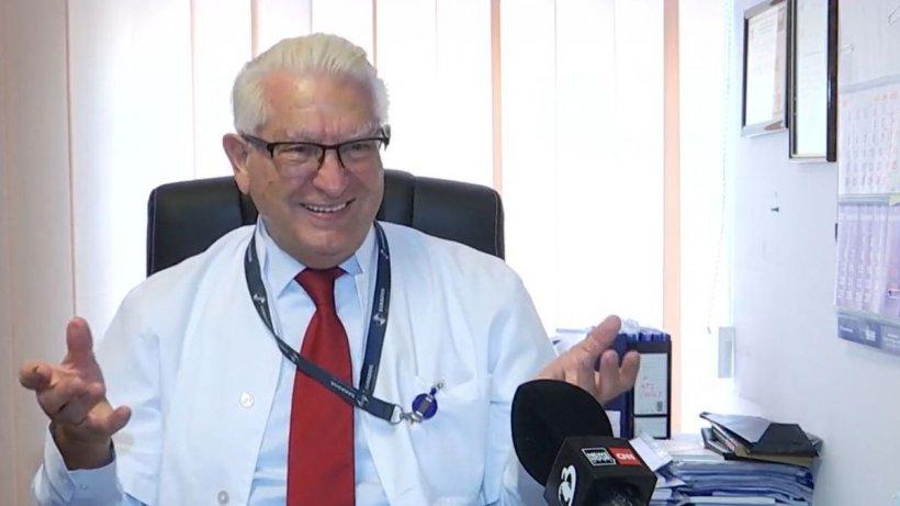 """Prof. dr. Vlad Ciurea, sfaturi pentru o viaţă sănătoasă: """"Creierul nu este amator de orice"""" - Ce să facem dimineaţa pentru a ne pune în mişcare"""