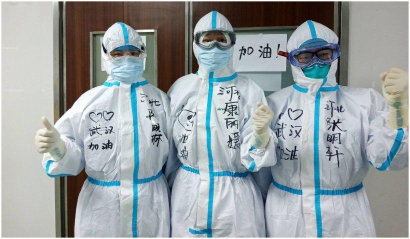 China anunță cel mai mare număr de infectări zilnice din ianuarie