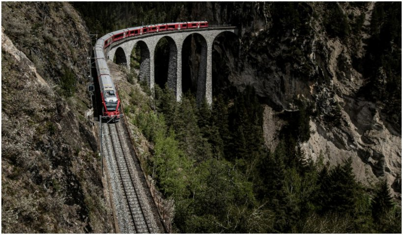 Bulgaria construiește cel mai lung tunel feroviar din Balcani