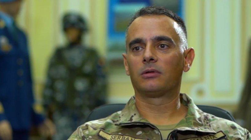 Laurenţiu Şerban, erou şi campion. Lecţia de viaţă pe care ne-o dau militarii răniţi în Afganistan