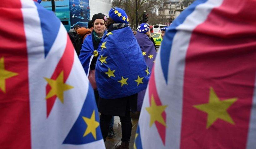 """Marea Britanie cere Uniunii Europene suspendarea Acordului Brexit în Irlanda de Nord. """"Observăm o oportunitate de a proceda diferit"""""""