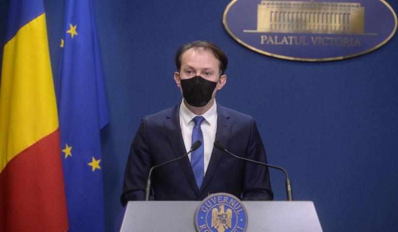 """Măsurile decise de Guvern. Florin Cîțu: """"S-au aprobat ajutoare pentru inundații de 149 milioane de lei"""""""