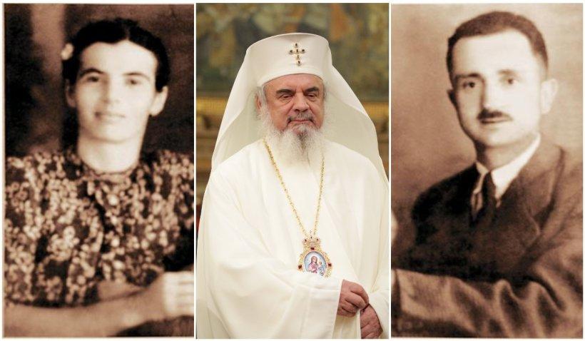 Patriarhul Daniel împlinește 70 de ani. Detalii neștiute despre părinții săi, Stela și Alexie. Cum arăta șeful BOR când era mic