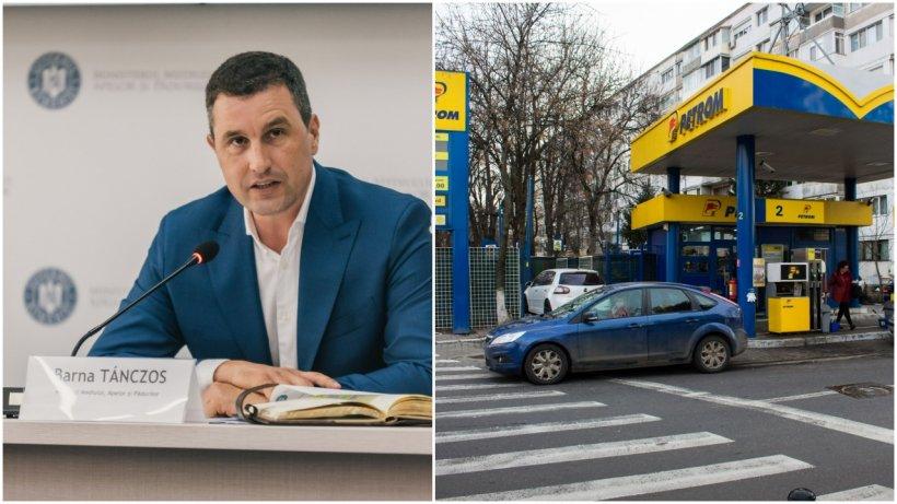 Românii ar putea plăti o nouă taxă pe carburanţi. Reacţia ministrului Tanczos Barna