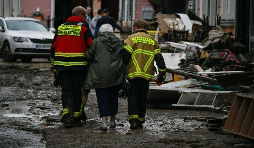 Peste 150 de persoane sunt date dispărute și este puțin probabil să fie găsite, în urma inundațiilor din Germania