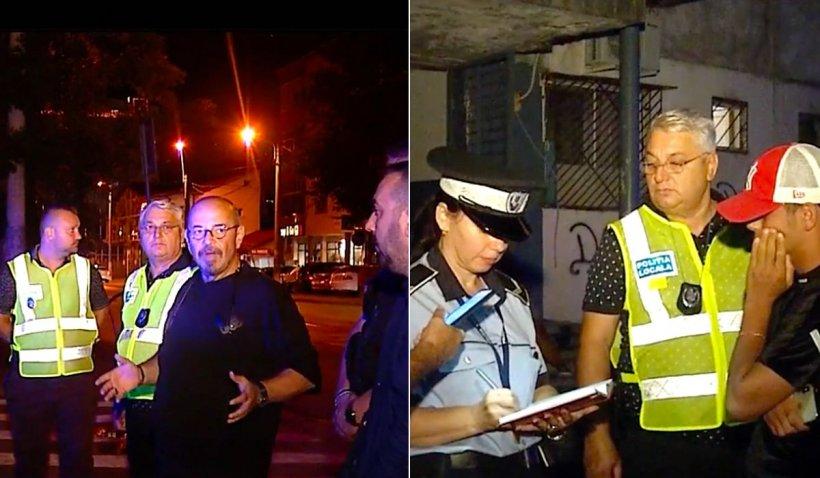 Cristian Popescu Piedone și Poliția Locală, descinderi în zonele rău famate din Sectorul 5