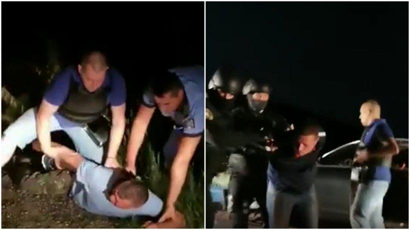 Bărbatul care și-a înjunghiat concubina, prins de polițiștii din Iași