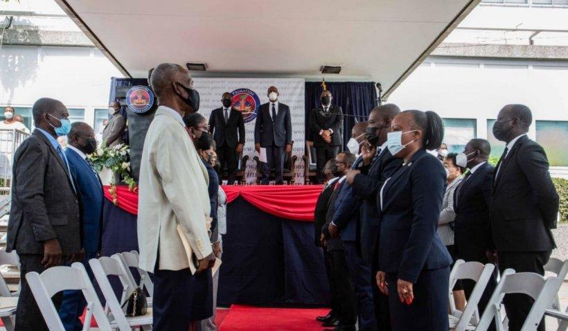 Tentativă de asasinat împotriva oficialilor americani la înmormântarea președintelui din Haiti