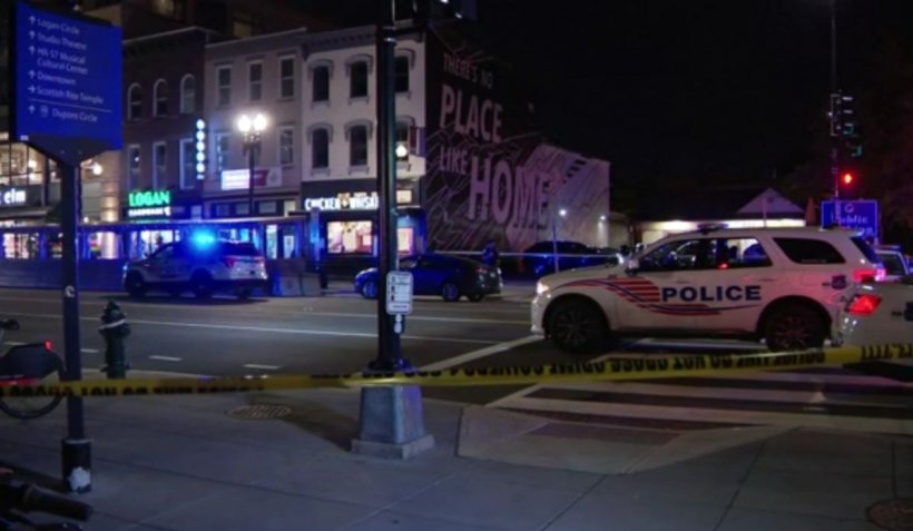Atac armat la Washington, în apropierea Casei Albe. Un jurnalist CNN a fost martor la incident și a surprins momentul împușcăturilor