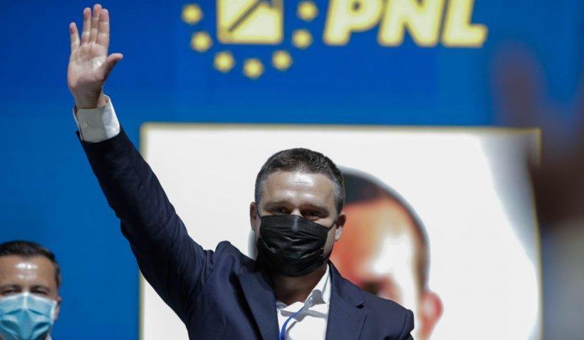 Ciprian Ciucu a câştigat alegerile pentru PNL Bucureşti