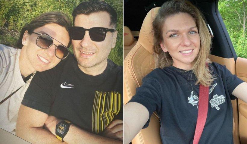 Simona Halep s-a căsătorit în secret cu iubitul ei, Toni Iuruc