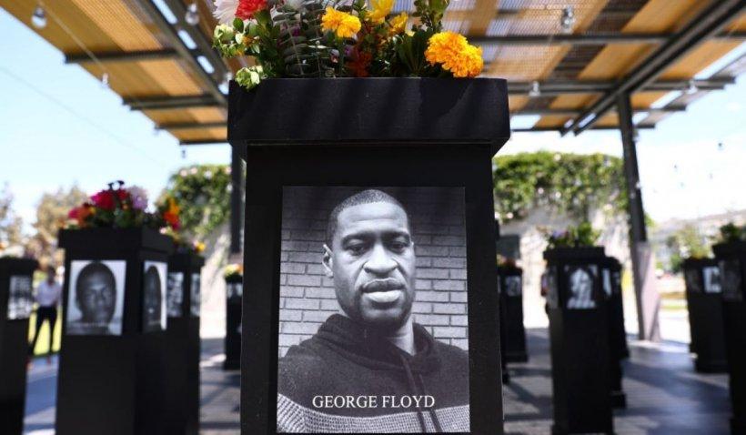 Lui George Floyd i se va construi statuie în Union Square din New York