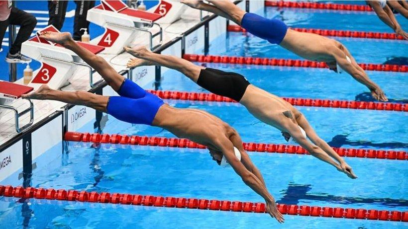 Jocurile Olimpice 2020. Robert Glință și David Popovici s-au calificat în finală