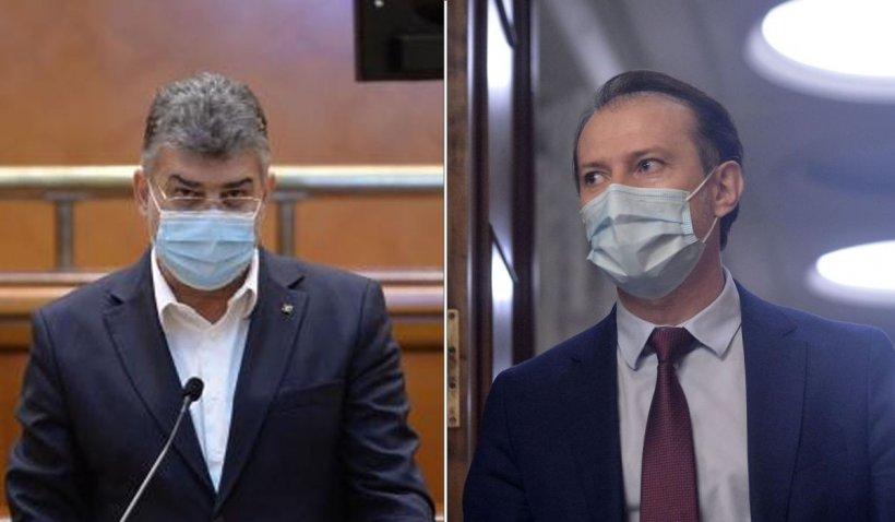 """PSD îi cere lui Florin Cîțu să se retragă din Guvern până la Congresul PNL : """"Nu mai are capacitatea de a-și exercita atribuțiile în mod obiectiv"""""""