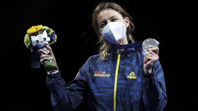 """Ana Maria Popescu, replică acidă pentru ministrul Sportului: """"Îmi doresc tare mult să ajungeți dumneavoastrăla Tokyo!"""""""