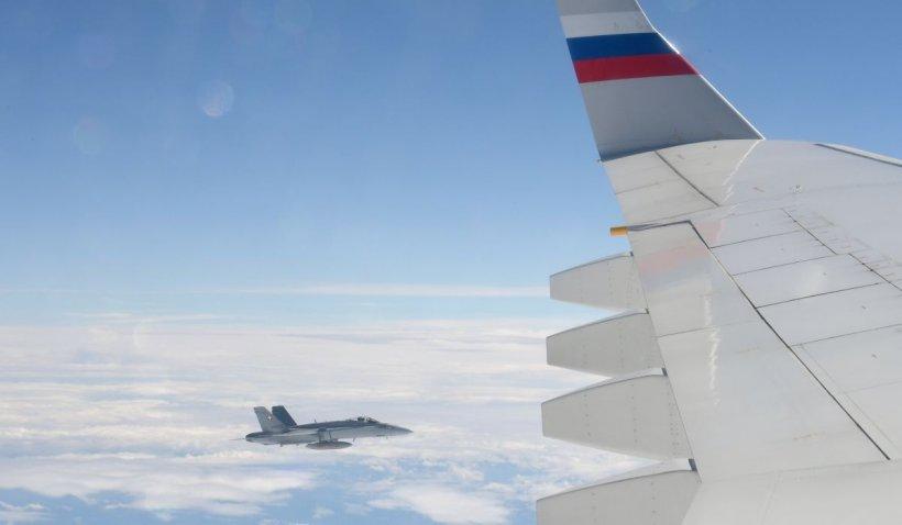 """Acesta este noul """"avion al apocalipsei"""" din care Vladimir Putin va putea urmări sfârșitul lumii într-un război nuclear"""