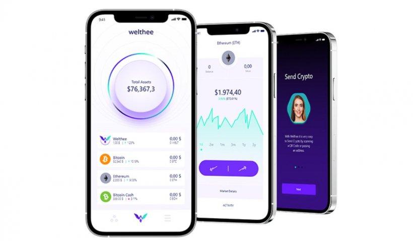 Welthee, platforma românească pentru investiţii cu bani virtuali