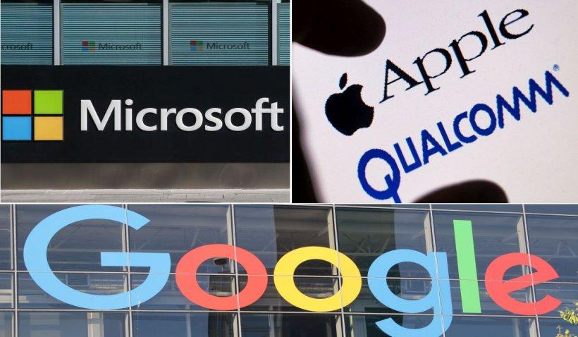 """După profiturile uriașe făcute în pandemie de Apple, Microsoft și Google, vine """"norul negru"""""""