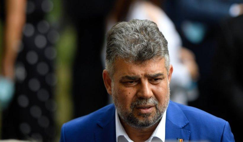 """Marcel Ciolacu: """"Exclus ca PSD să voteze un guvern minoritar PNL. Actualul Parlament nu mai reflectă realitatea"""""""