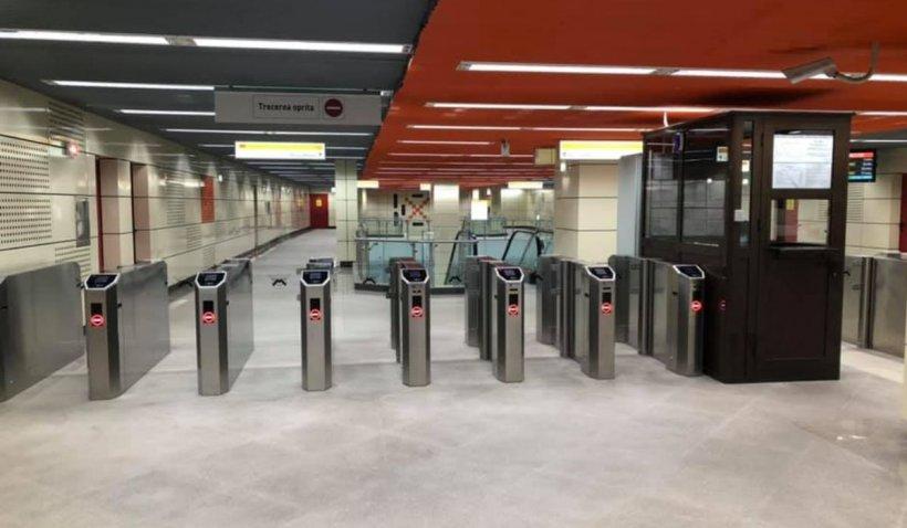 Sistem de taxare modernizat al Metrorex, de joi. Călătorii vor avea carduri contactless reîncărcabile