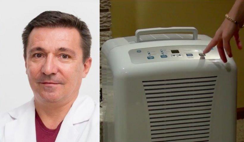 """Aerul din interior, de cinci ori mai poluat decât cel de afară. Medic alergolog: """"Dacă în primii ani de viață, copilul este """"cocoloșit"""", acesta este un factor de risc"""""""