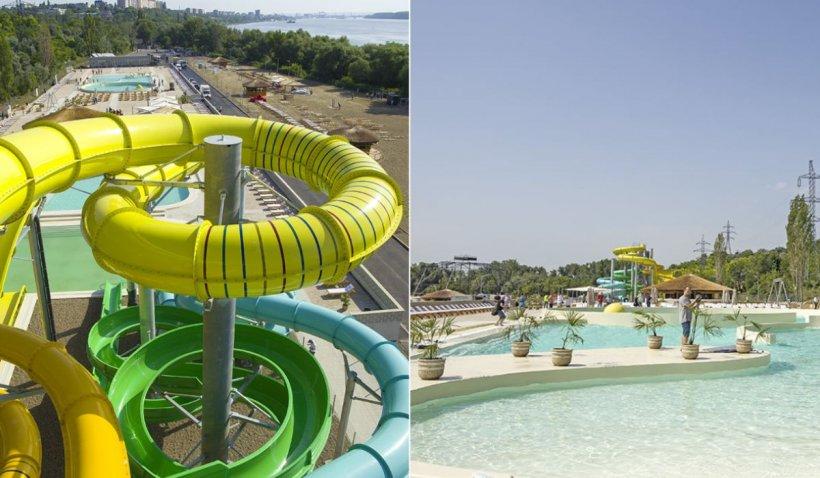 Cel mai nou aquapark din țară se deschide pe 31 iulie, la malul Dunării. Costurile au ajuns la 6 milioane de euro
