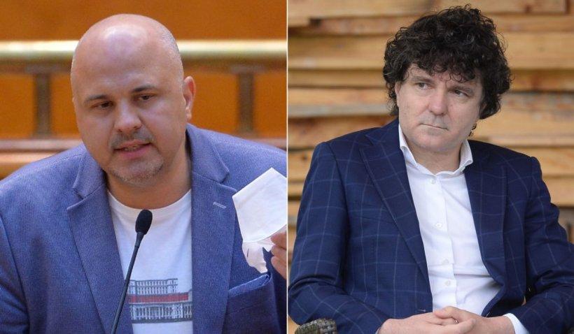 """Emanuel Ungureanu: """"Nu-mi place cum arată Capitala sub Nicușor Dan"""""""
