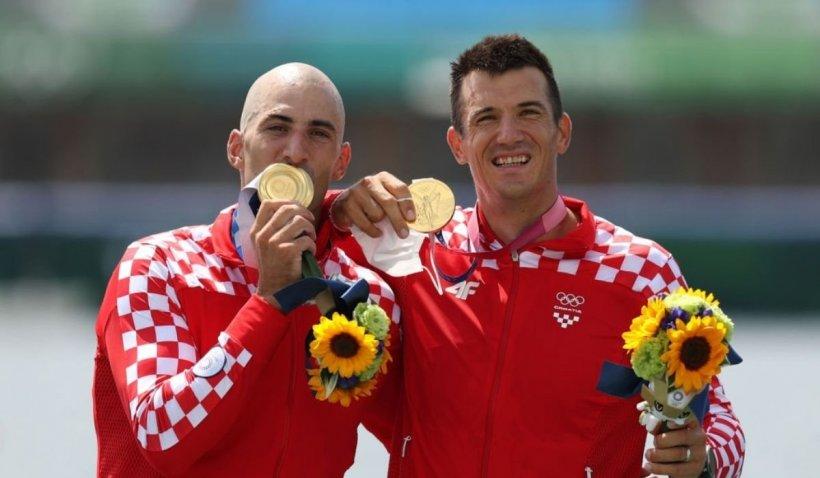 Este în sângele lor: Aproape 30 de perechi de frați concurează la Jocurile Olimpice de la Tokyo