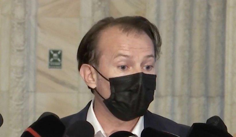 """Florin Cîțu: """"Dacă directorul CFR ar fi lucrat la Guvern, acum era acasă"""""""