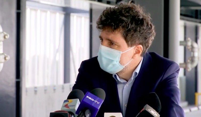 """Nicușor Dan neagă problema șobolanilor din Capitală: """"Cetățenii nu vor fi atacați. Eu ies cu fetița mea în parc"""""""